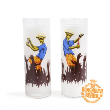 Beachbum Berry Zombie Glasses