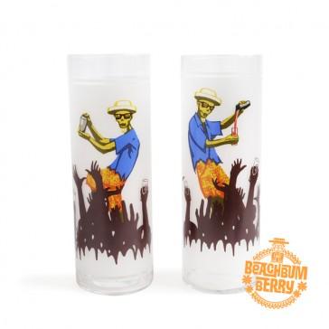 Beachbum Berry Zombie Glasses