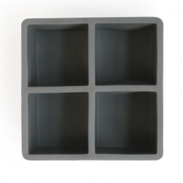2.5in Square Ice Cube Tray