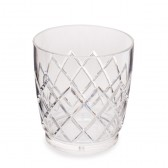 Yarai® Acrylic Double Rocks Glass